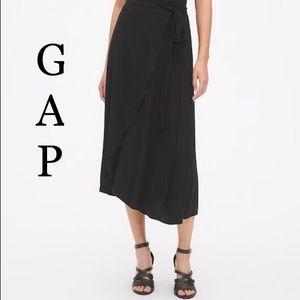 Gap Wrap Skirt NWT Spring '19